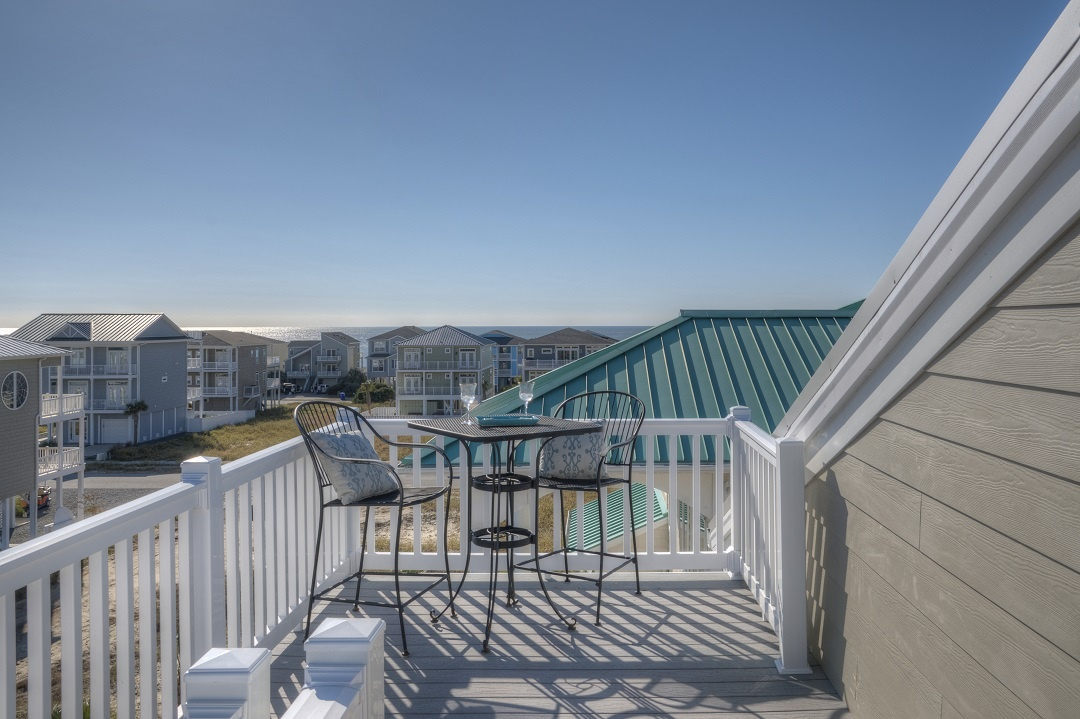 South Carolina Balcony